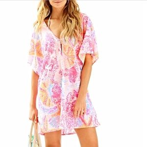 Lilly Pulitzer Balleta Coverup